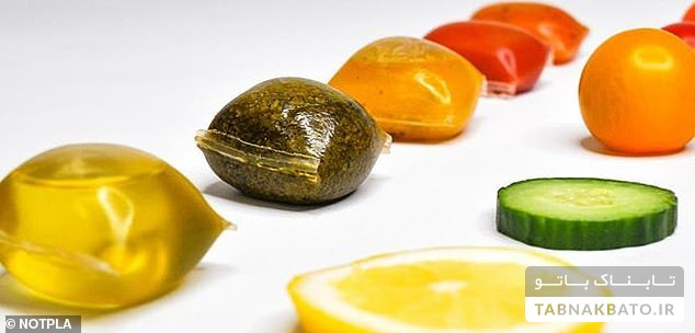 استفاده از جلبک دریایی در بسته بندی سسها