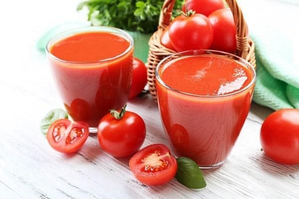 سودمندی غیر منتظره آب گوجهفرنگی