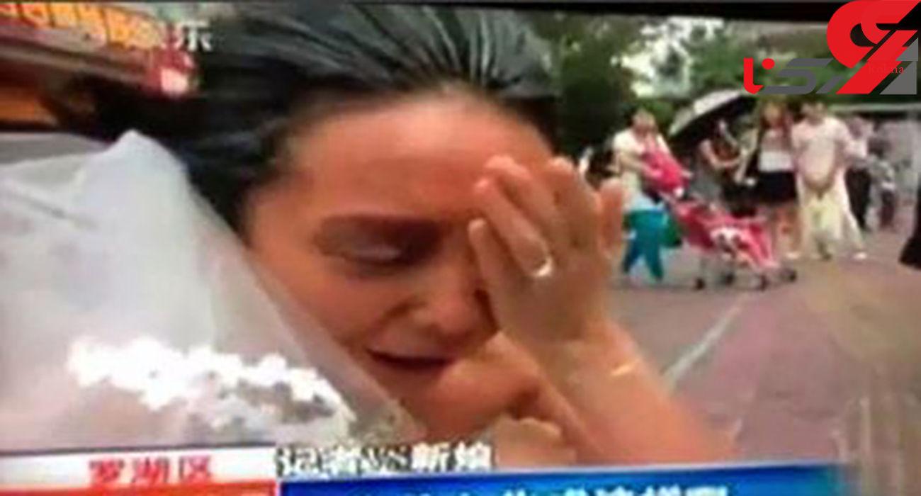 داماد جوان پس از دیدن چهره زشت عروس خودکشی کرد +عکس