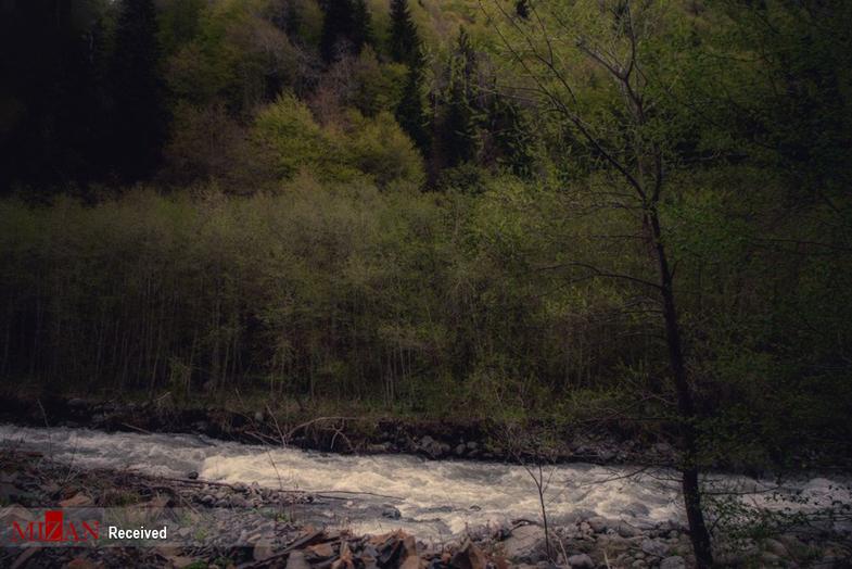 دره زیبای چسلت +عکس