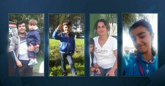 جزییات غرق شدن ۵ عضوِ خانواده ایرانی در راه انگلیس