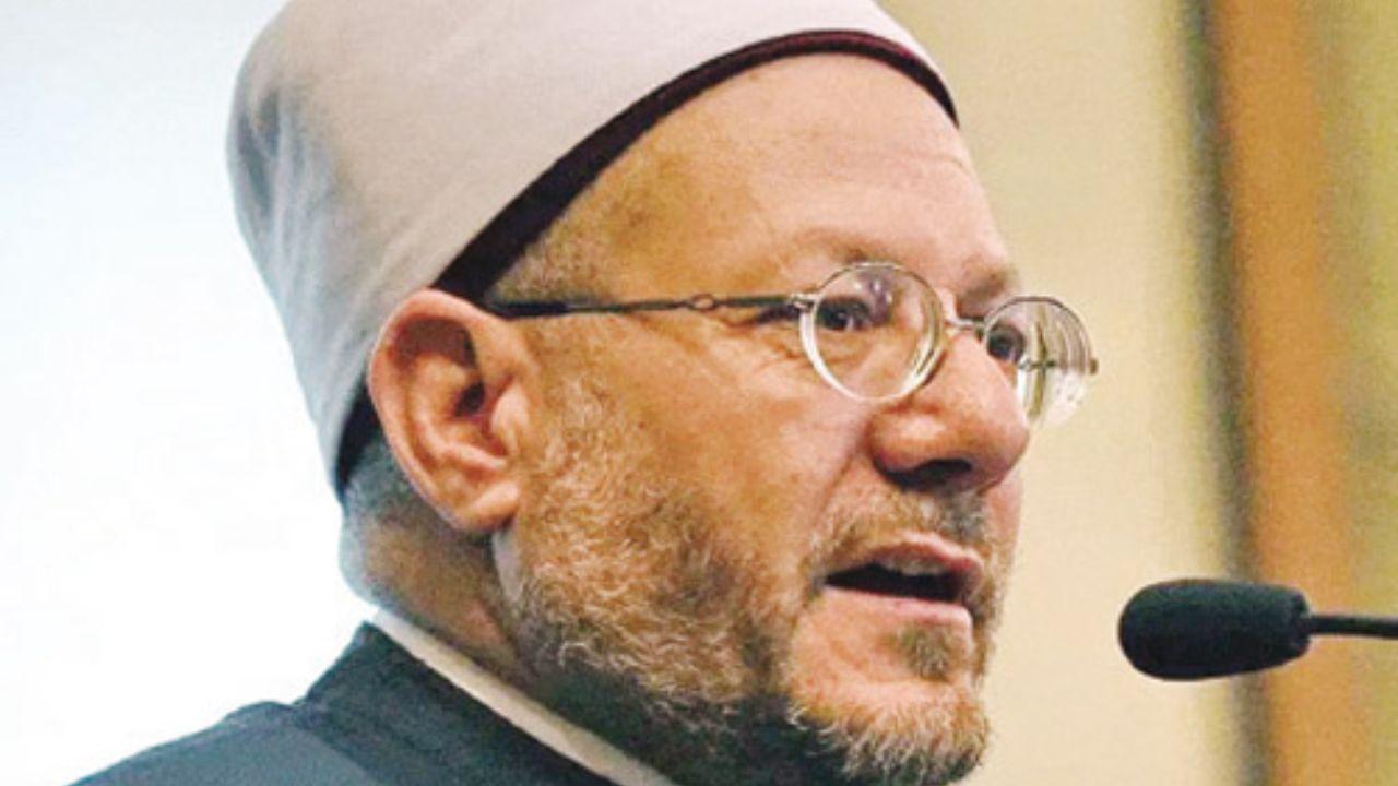 مفتی مصر ولنتاین را حلال اعلام کرد