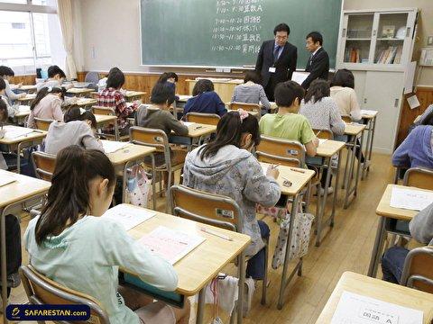 نمونه مجازاتهای سنگین در مدارس چین