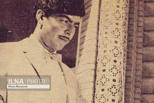 عکسهای قدیمی از حضور جلیلوند در یک فیلم