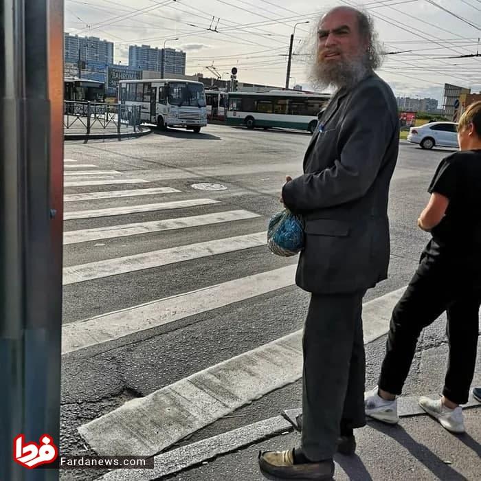 شاید تعجب کنید این مرد ریاضی دان روس باشند +عکس