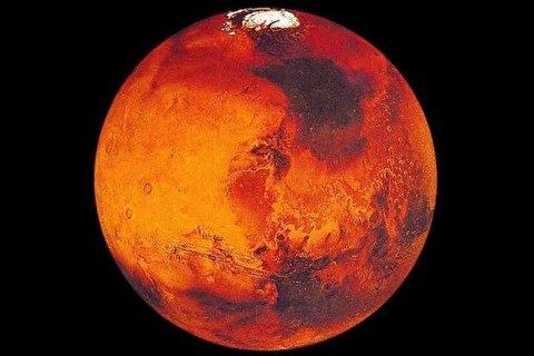 تصویری واقعی و واضح از تپههای شنی مریخ