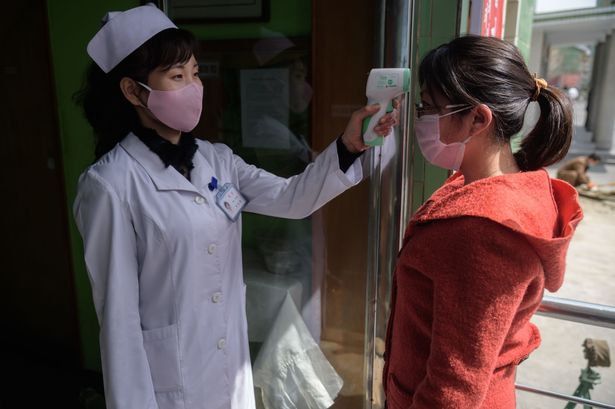 کره شمالی افراد مبتلا به کرونا را به زندان منتقل می کند تا بمیرند + عکس