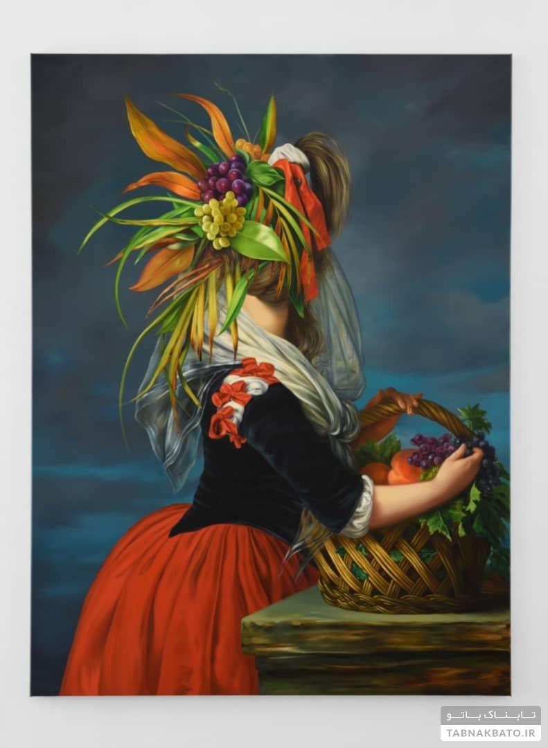 نقاشی که شخصیت واقعی زنان را هویدا کرد