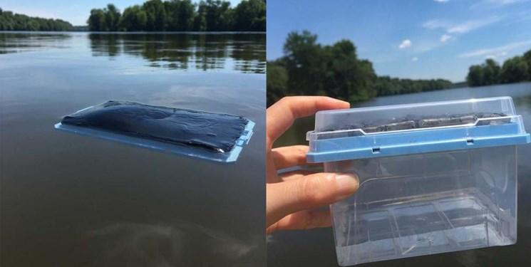 تولید دستگاه تصفیه آب سریع که با نور خورشید کار میکند+ عکس