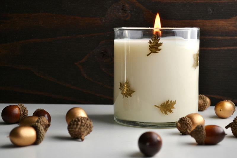 شمع سویا چیست؟