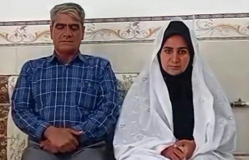 عروس و دامادی که بعد از ۳۲ سال به هم رسیدند+عکس