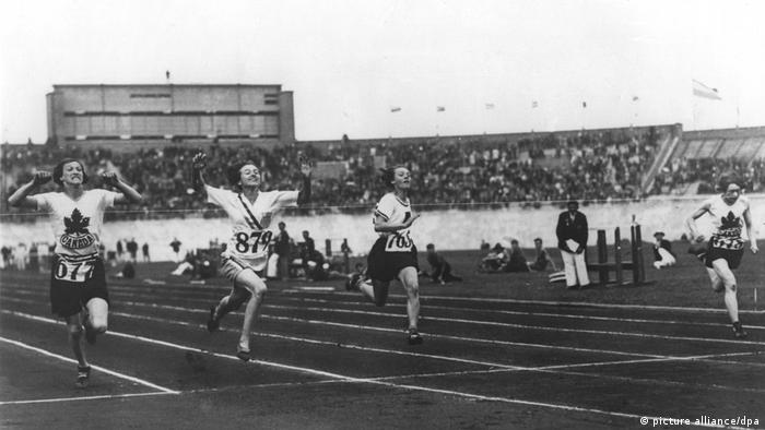 المپیکی شدن زنان به روایت تصویر