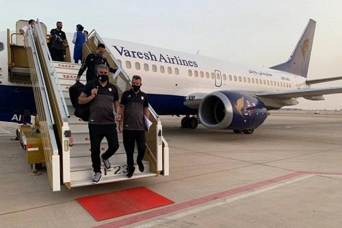 ورود نخستین تیم ایرانی به عربستان پس از ۵سال