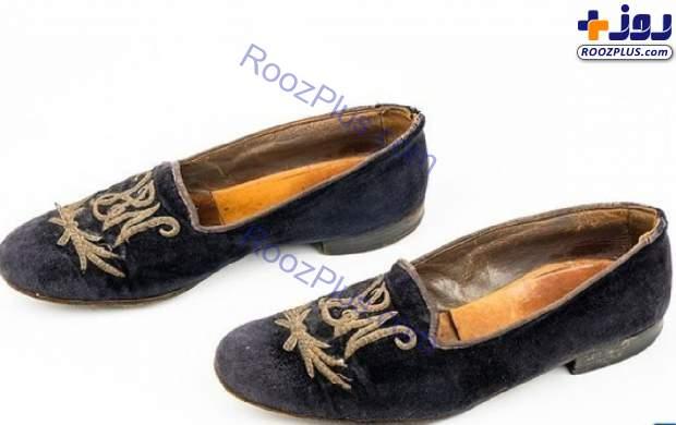 قیمت عجیب کفش های وینستون چرچیل+عکس