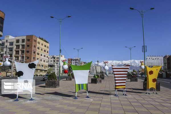 المانهای نوروز ۱۴۰۰ در تهران