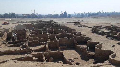 مصر از «شهر طلایی گمشده» رونمایی میکند
