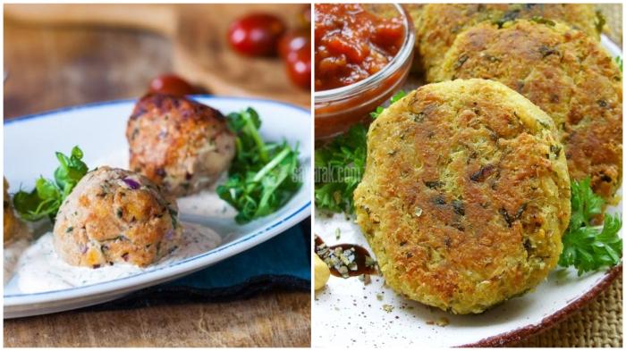 ۵ غذای گیاهی که می توان جایگزین گوشت کرد