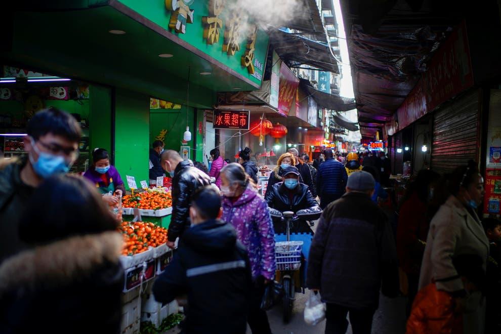 بیانیه سازمان بهداشت جهانی درباره تعطیلی بازار «تَر» در جهان