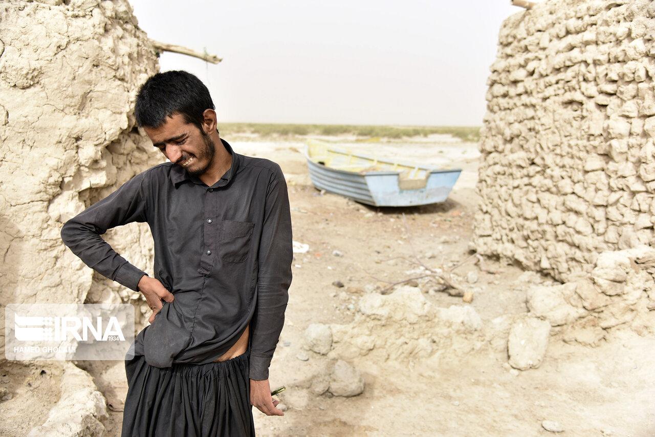 فقر شناسنامه در سیستان و بلوچستان + عکس