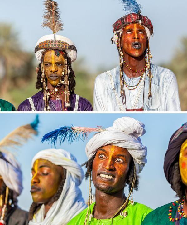 آشنایی با زیباترین قبیله در قاره آفریقا