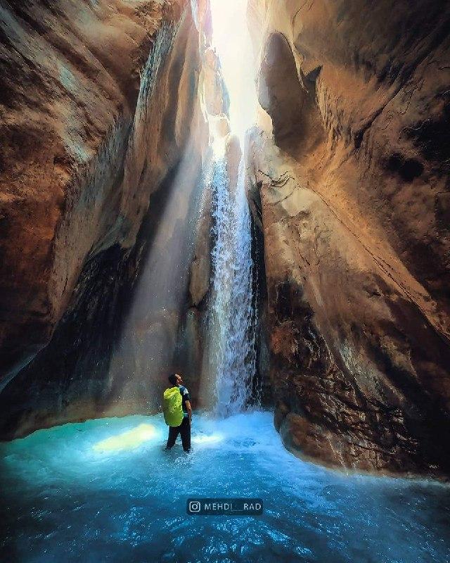 طبیعت بی نظیر و بکر دره دارانداش + عکس