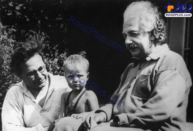 چه بر سر فرزندان آلبرت اینشتین آمد؟