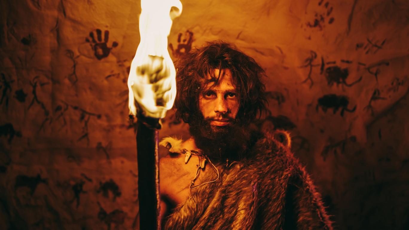 انسان اولیه چگونه آتش را رام کرد؟