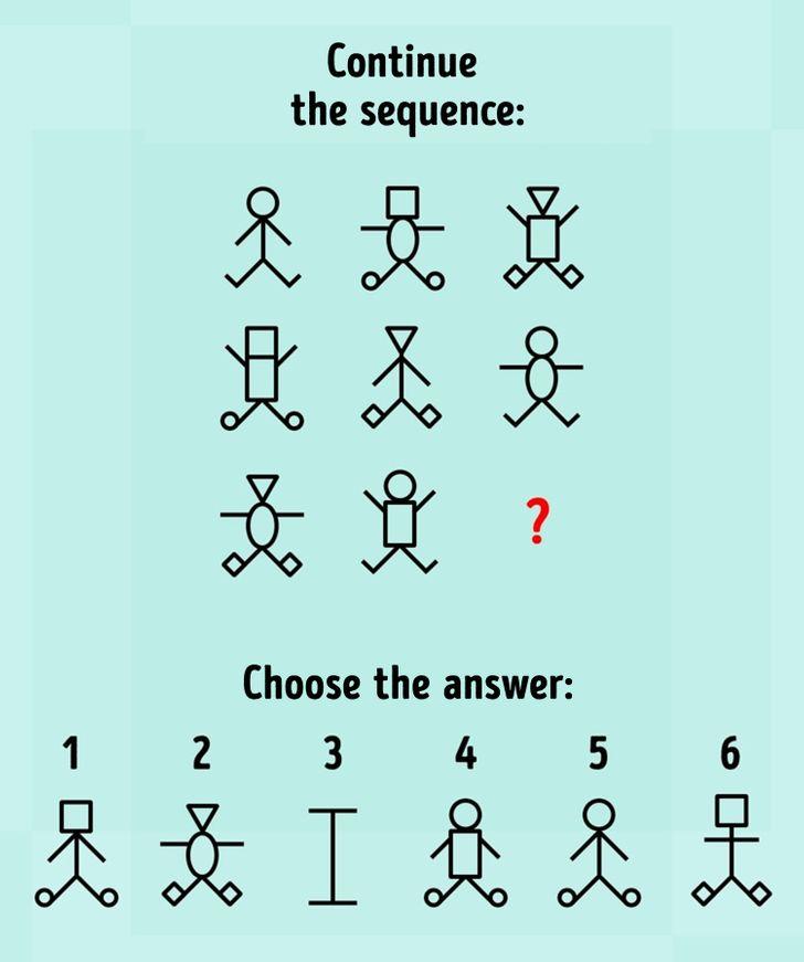با حل این معماهای جالب، هوش خود را به چالش بکشید