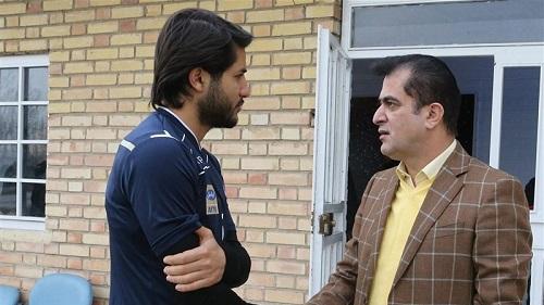 واکنش اسماعیل خلیلزاده به شایعه دستگیریاش