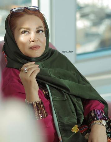 شعری آرام بخش از شمس لنگرودی در پست بهاره رهنما + عکس