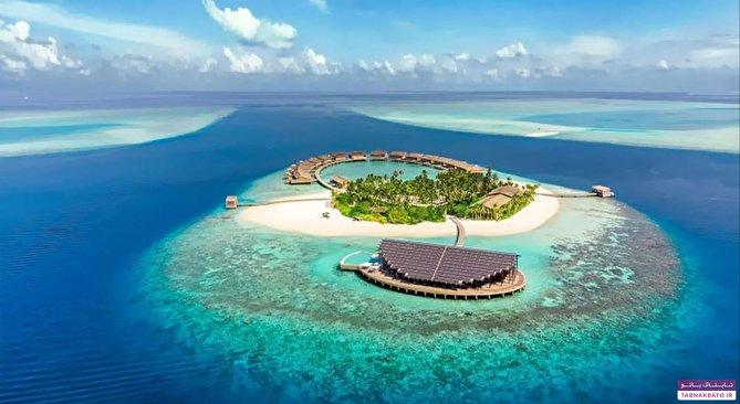 جزیره مسلمان، محبوبترین مقصد سلبریتیها
