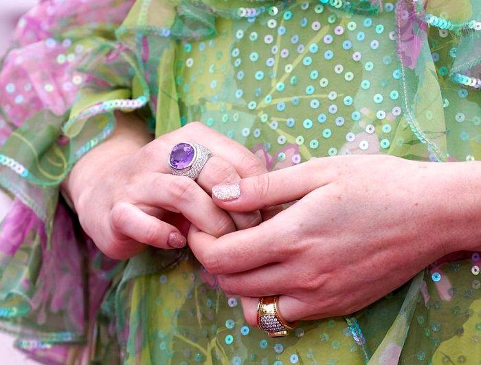 زیباترین جواهرات بازیگران در مراسم اسکار ۲۰۲۱