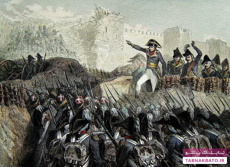 جنایت فراموش نشدنی ناپلئون و انتقام طاعون