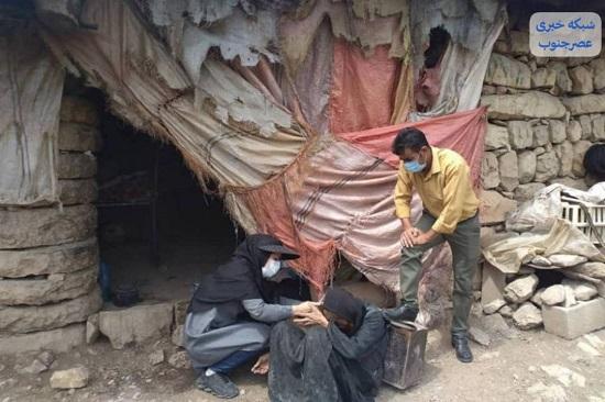 تصویری تلخ از واکسیناسیون کرونا در ایران