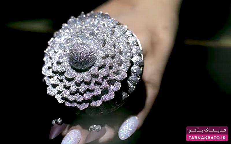 جواهرات چشمفریبی که در گینس رکورد زدهاند