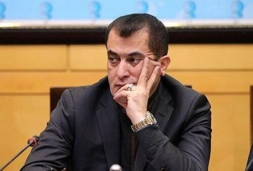 اسماعیل خلیلزاده بازداشت شد