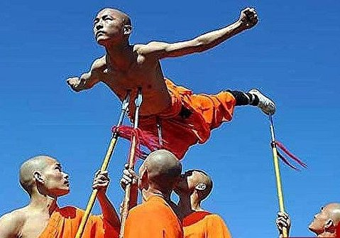 قدرت شگفت انگیز راهبان معبد شائولین