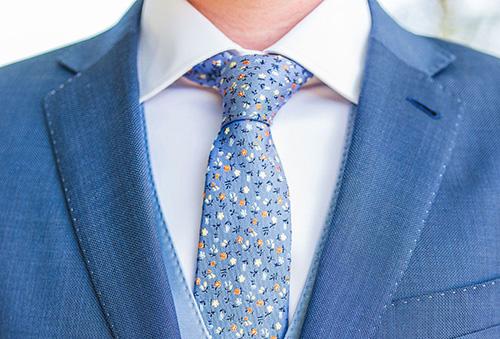 راز و رمز خوشتیپ شدن آقایان با تیپ رسمی
