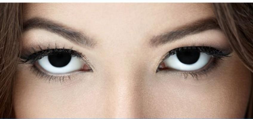 چرا چشم انسان نمی تواند سیاه باشد؟