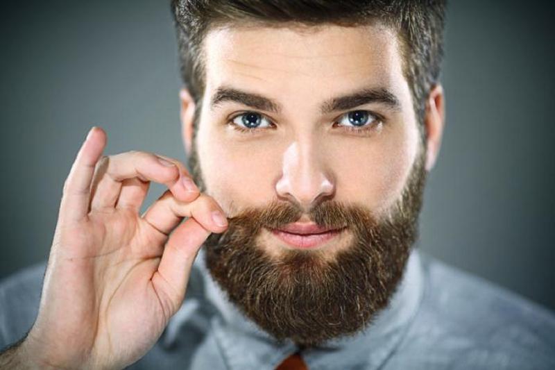 مزایای ریش برای مردان
