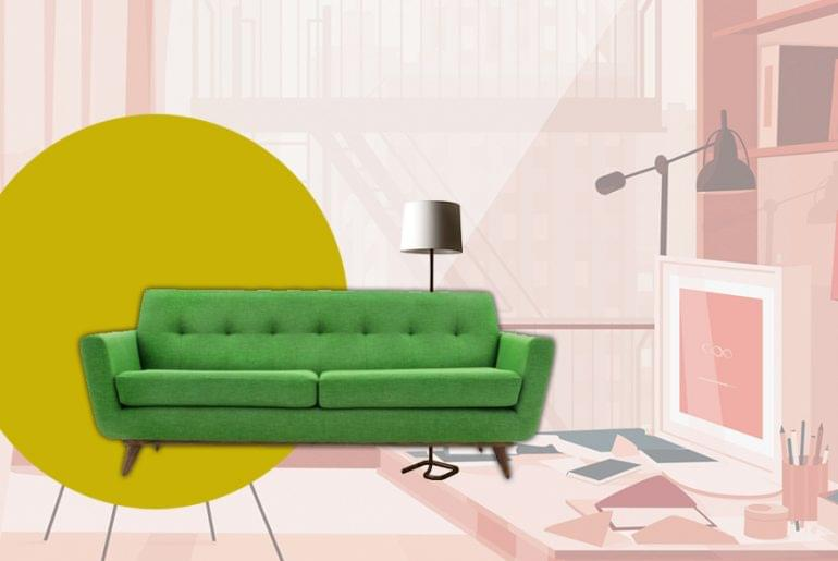 ۱۰ نکته برای کسانی که می خواهند طراحی داخلی را دنبال کنند!
