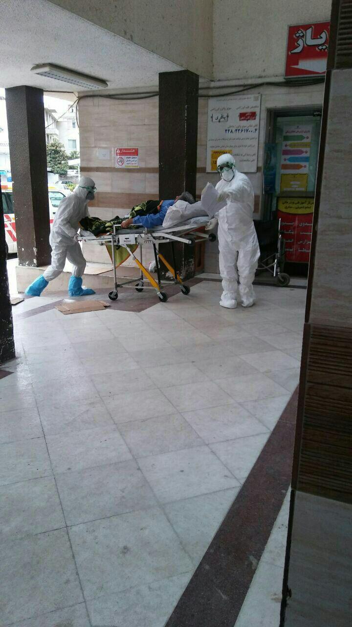 قرنطینه یک دامدار در مازندران به علت ابتلا به تب کنگو + عکس