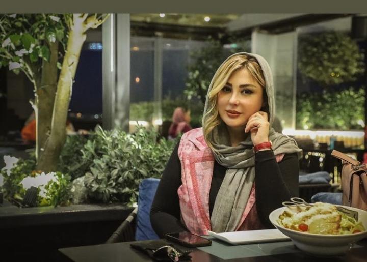 رستوران گردی نیوشا ضیغمی + عکس