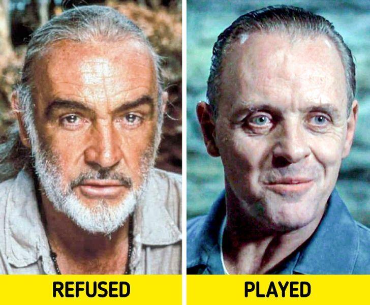 بازیگران مشهوری که نقش های موفق هالیوود را از دست دادند