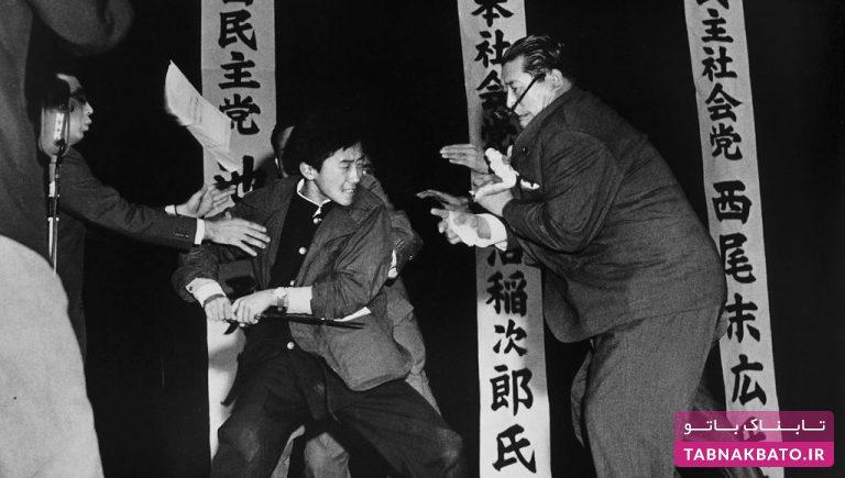 عجیبترین ترور تاریخ به سبک سامورایی