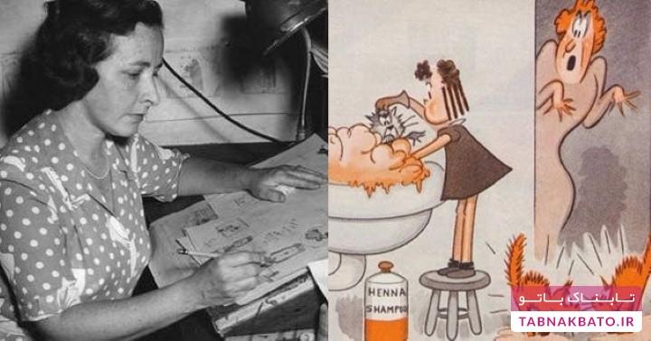 کارتونهایی که از شخصیتهای واقعی الهام گرفته شدند