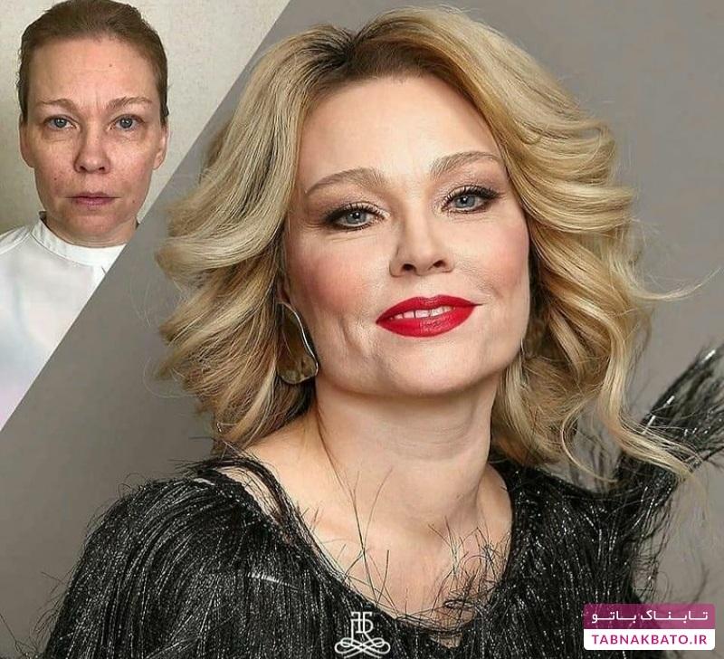 زیباتر شدن زنان مسن با پانزده ترفند آرایشی