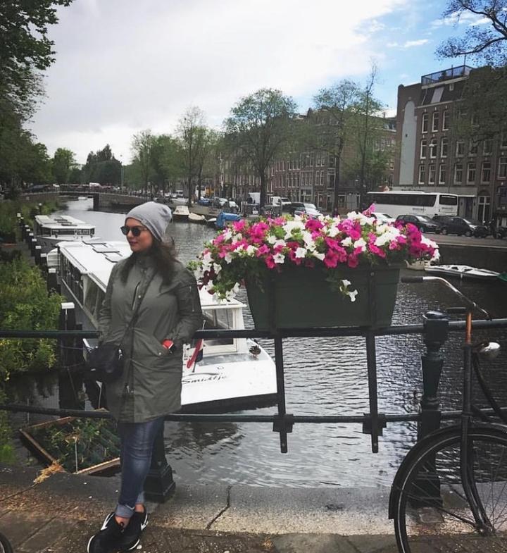 دنیا مدنی در قلب هلند+ عکس