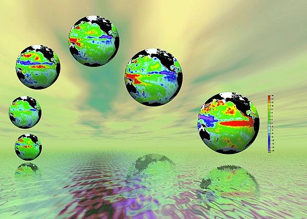 پدیده هوایی «اِل نینیو» چه کمکی به پیدایش انسان کرد؟