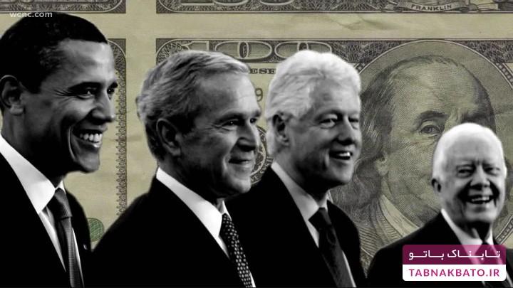 زندگی خاص روسای جمهور امریکا پس از پایان ریاست